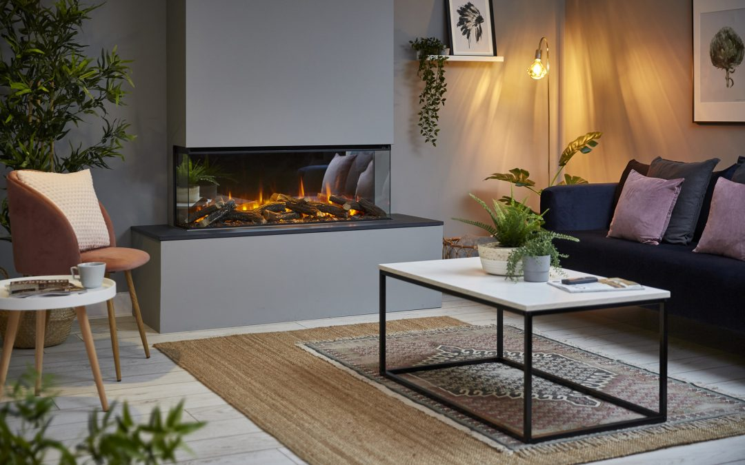ARE INSET ELECTRIC FIREPLACES REALISTIC?