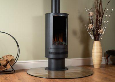 Ashurst electric stove
