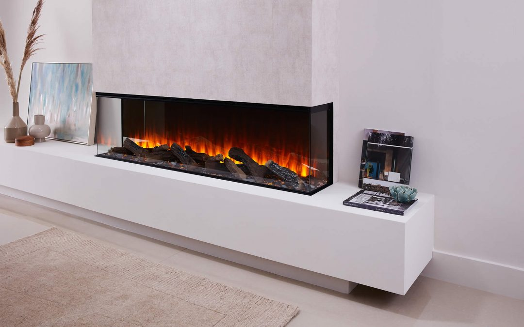 Meet the New Forest 1600 Electric Fire