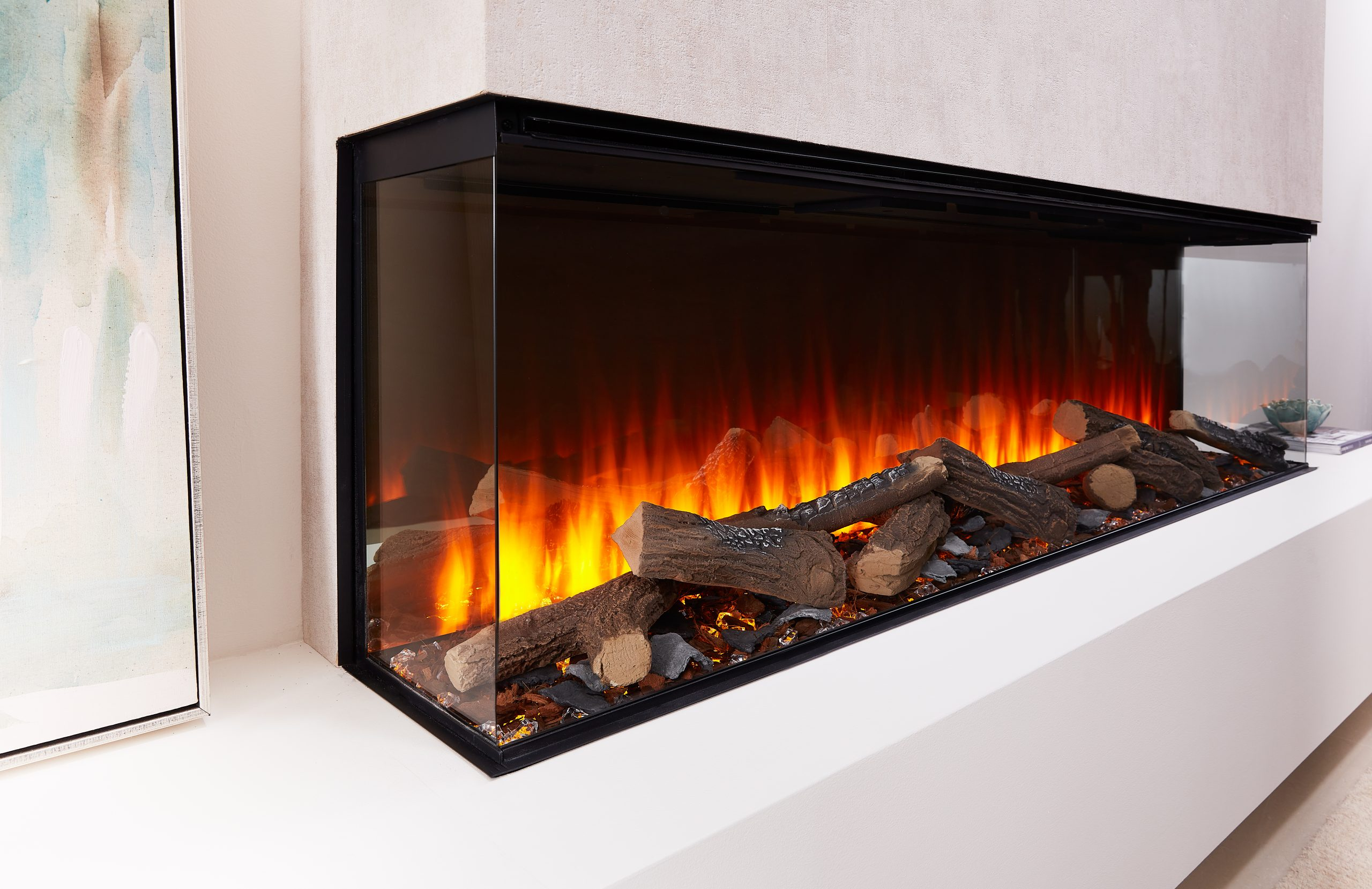 New Forest Electric Fire 1200 | British Fires