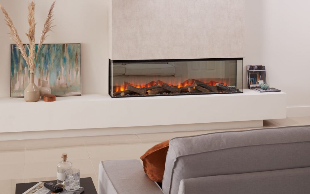 Electric fires that look like real fires